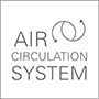 icon air circulation system black